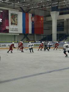 открытое первенство по хоккею