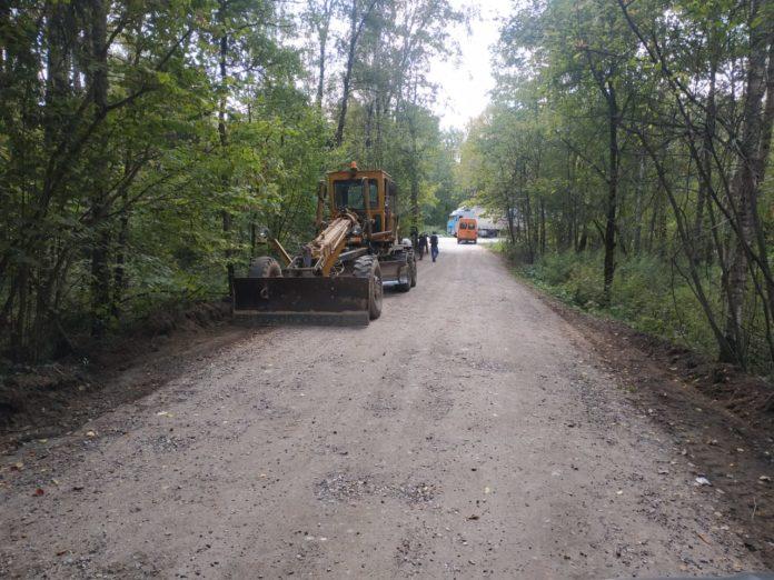Ремонт дорог в Чехове продлится до 1 октября 1