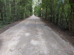 Ремонт дорог в Чехове продлится до 1 октября