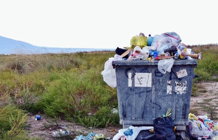 долги за вывоз мусора