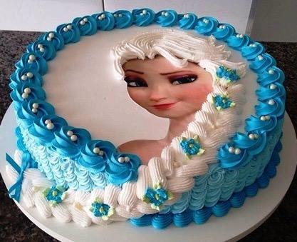 Съедобная фотопечать на тортах