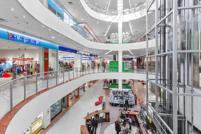 Торговые центры Чехова