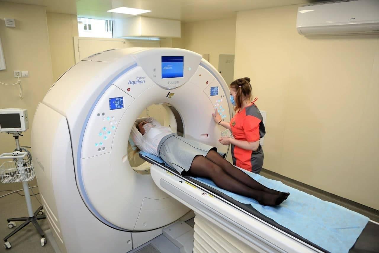 Больница в Долгопрудном получила новый КТ-аппарат | Изображение 1