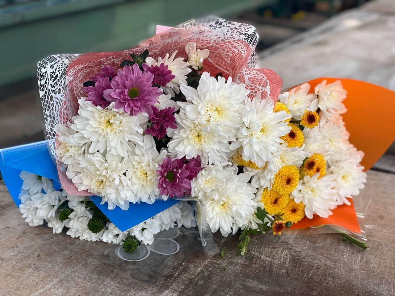 Цветы ко Дню знаний можно будет купить в 1,5 тысячи точках Подмосковья | Изображение 2