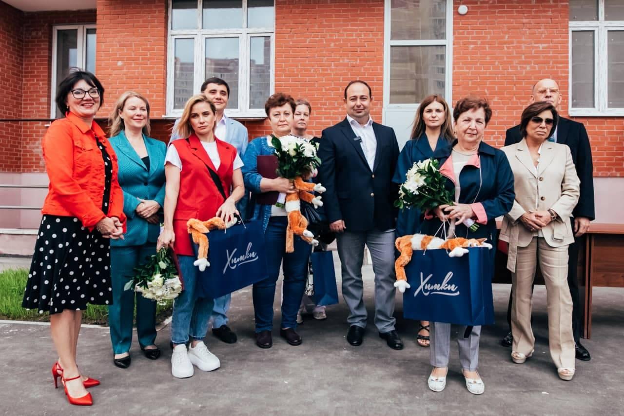 Дольщики ЖК «Авиатор» в Химках начали получать ключи после семи лет ожидания   Изображение 1