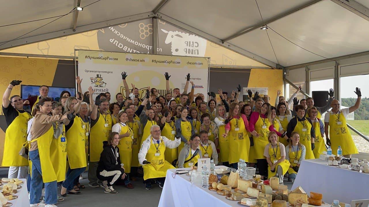 Фестиваль «Сыр! Пир! Мир!» в Подмосковье посетили 200 тысяч человек | Изображение 1