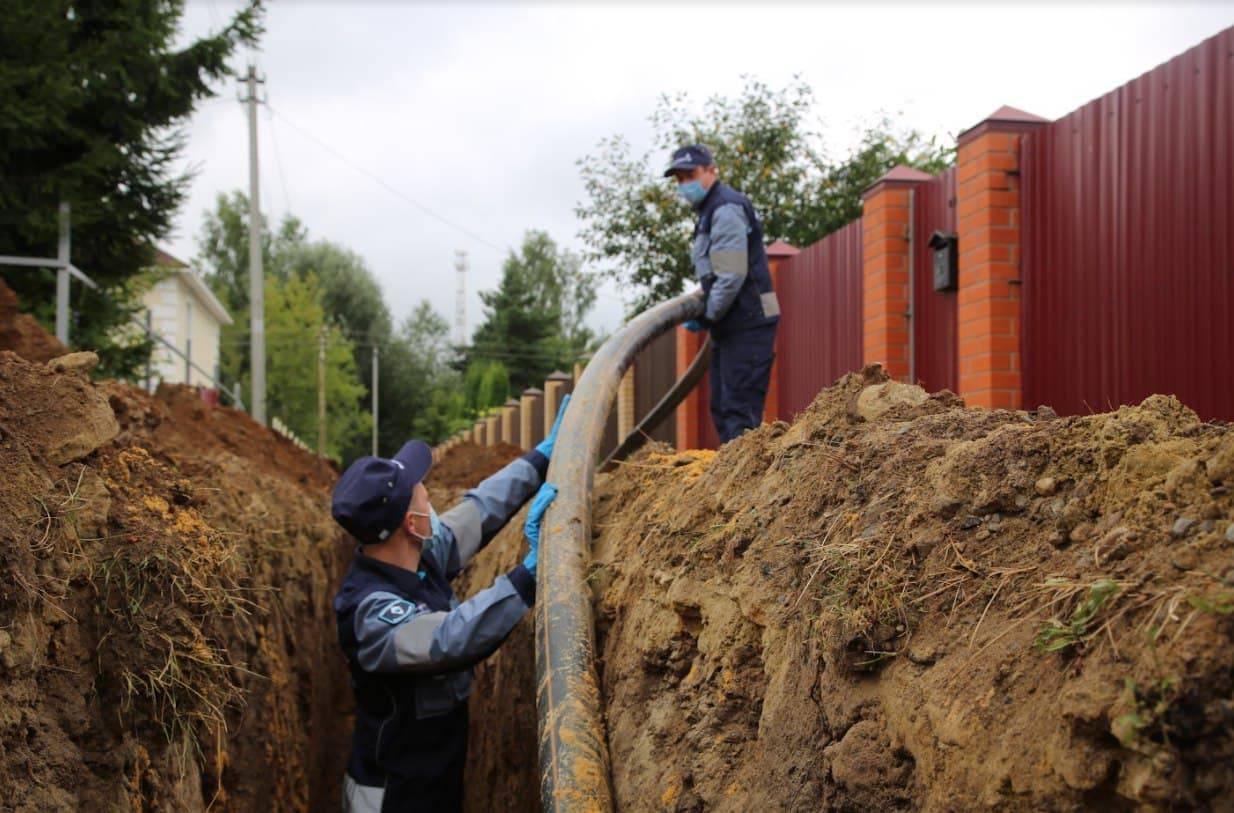 Газификацию 100 населенных пунктов завершат в Подмосковье до конца августа | Изображение 1