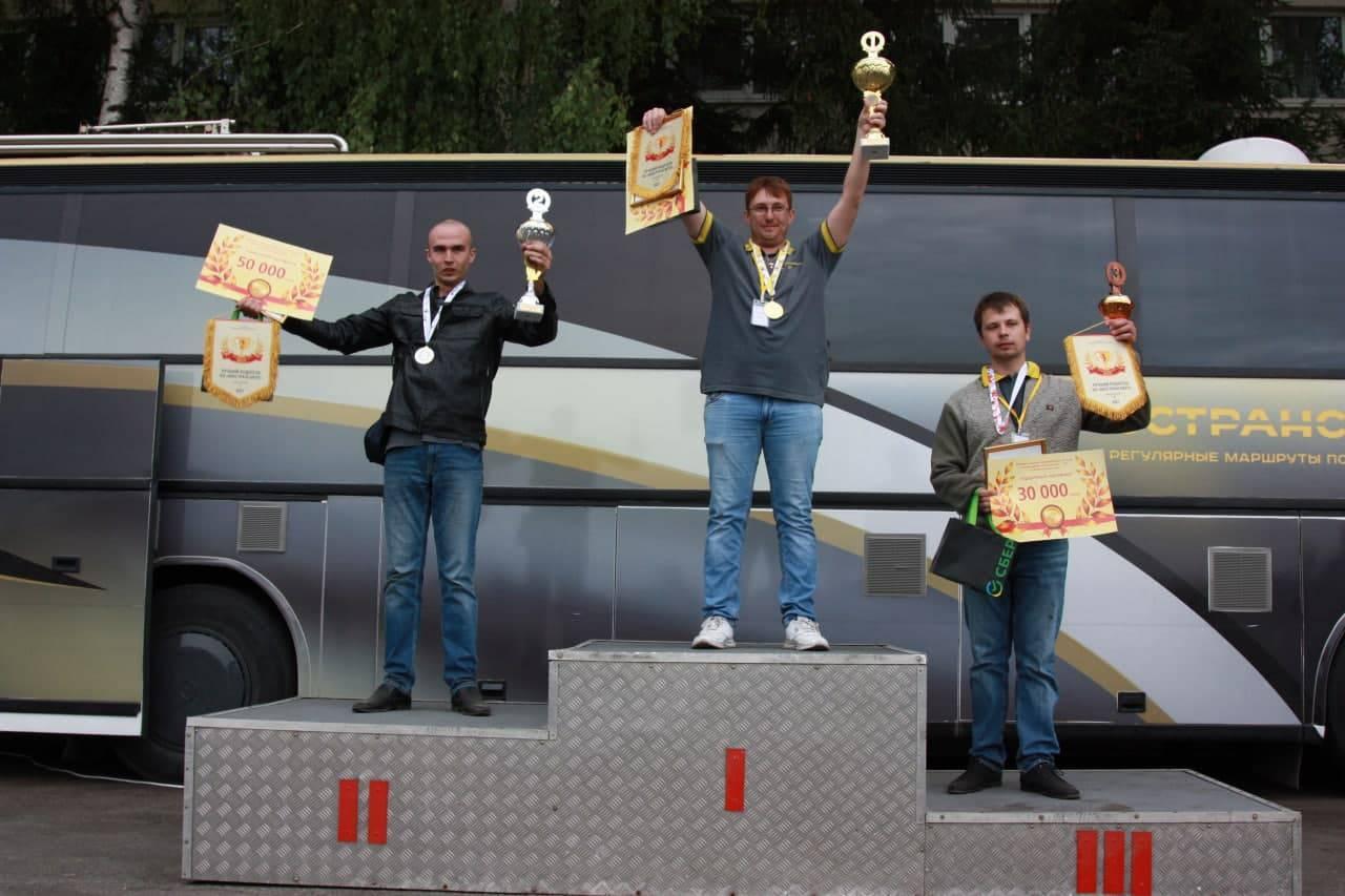 Лучших водителей автобусов «Мострансавто» назвали в Подмосковье   Изображение 1