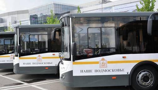 Лучших водителей автобусов выбрали в Подмосковье | Изображение 1