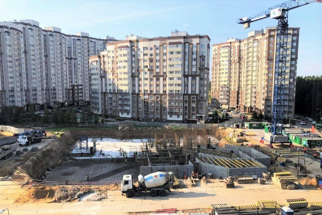 Новую поликлинику в Домодедове достроят в 2022 году | Изображение 1