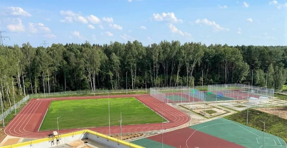 Новую школу почти достроили в микрорайоне Рекинцо-2 Солнечногорска | Изображение 3