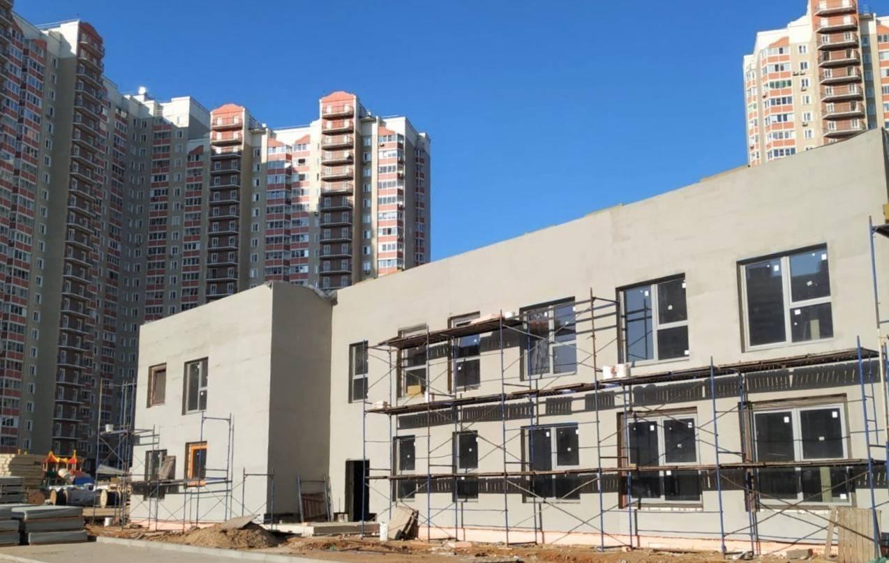 Новый детский сад на 235 мест достроят в Путилкове в 2022 году   Изображение 1