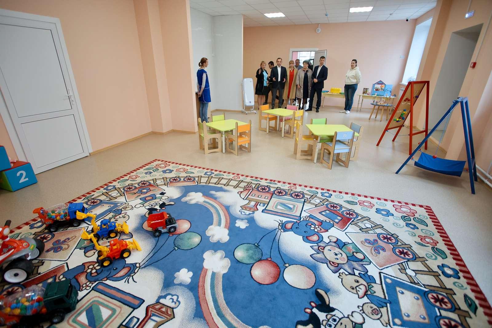 Новый детский сад откроют в микрорайоне Железнодорожный в Балашихе 1 сентября   Изображение 1