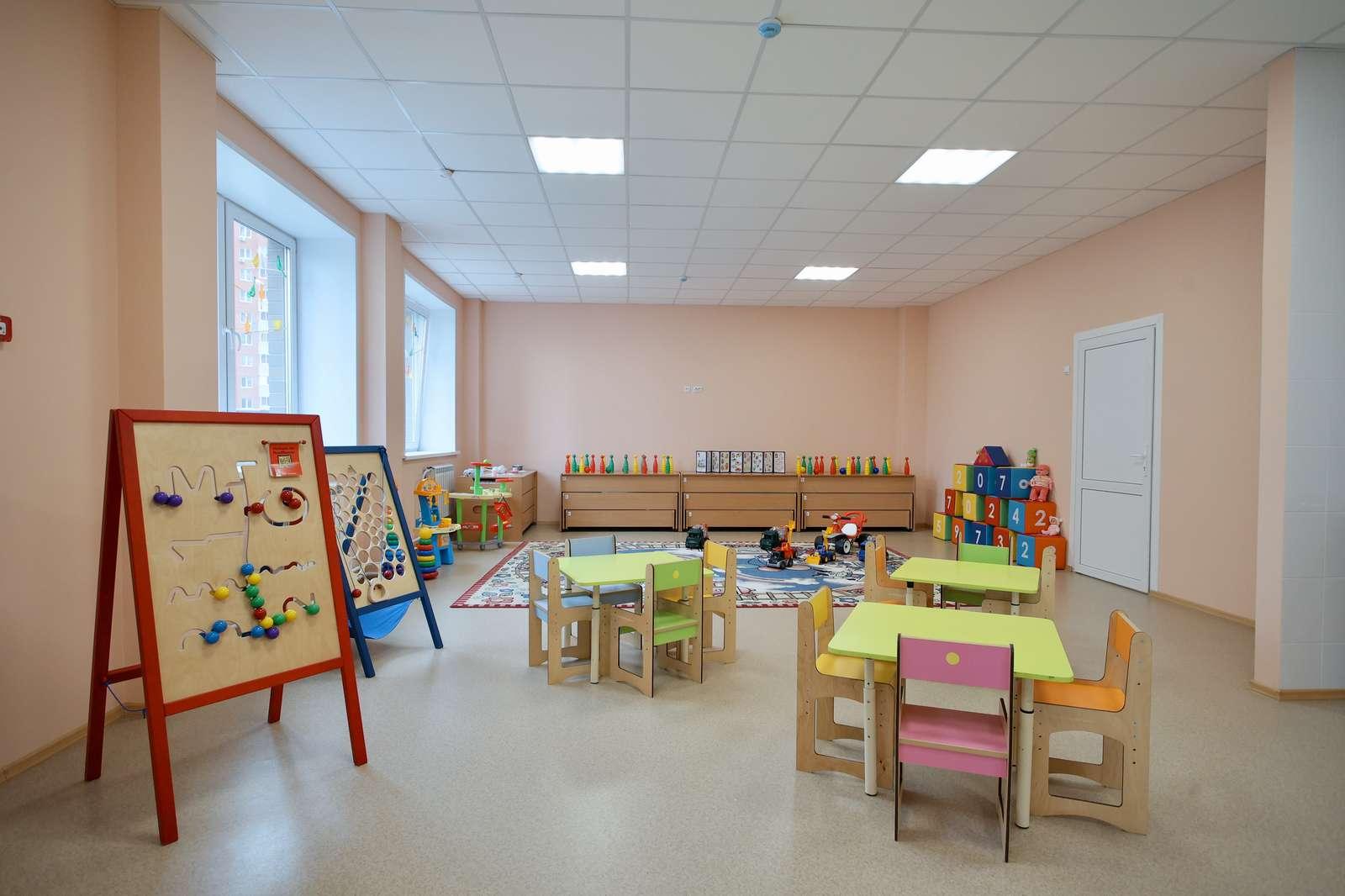 Новый детский сад откроют в микрорайоне Железнодорожный в Балашихе 1 сентября   Изображение 2