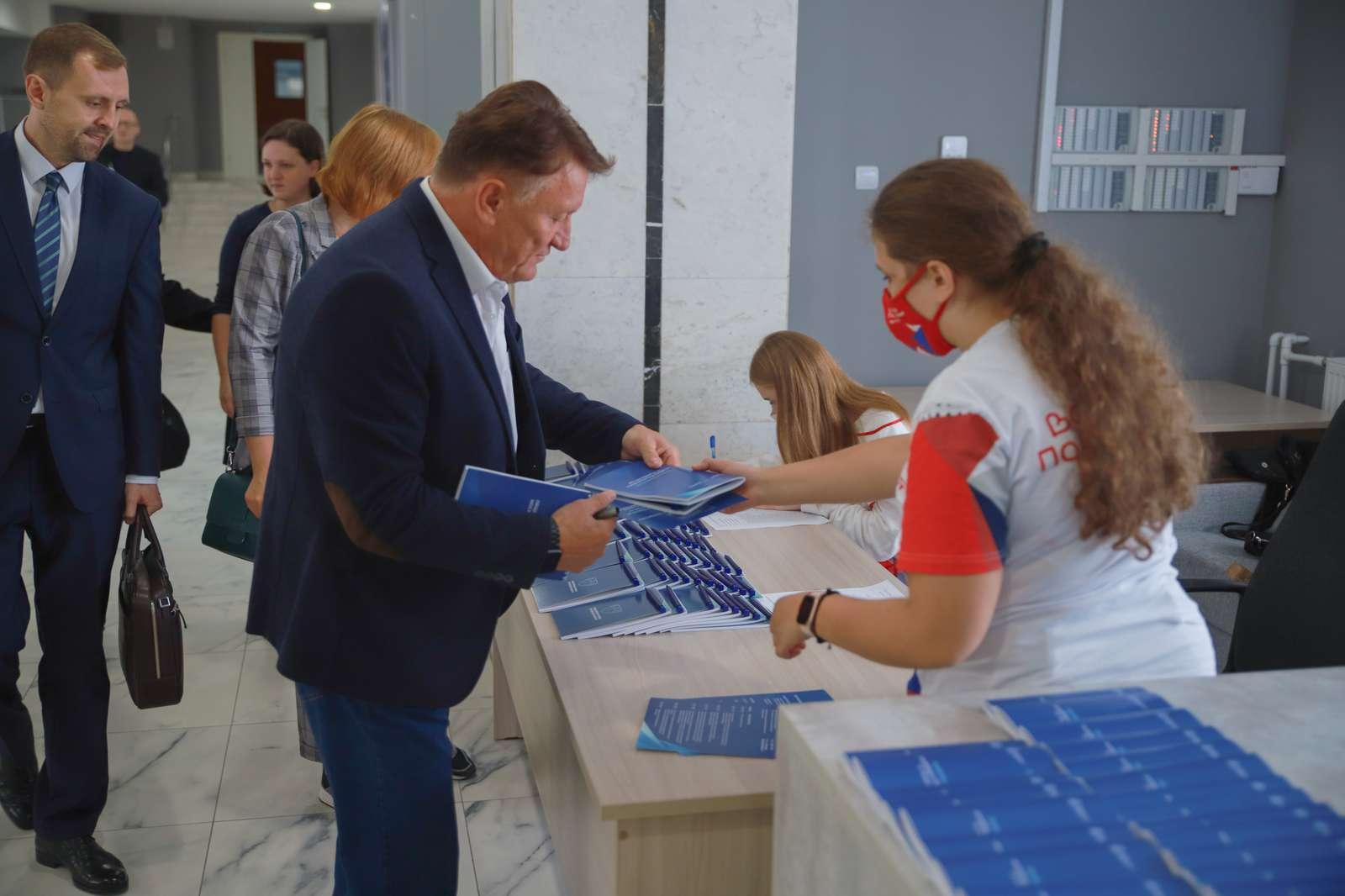 Обучающий семинар для наблюдателей на выборах провели в Балашихе | Изображение 1