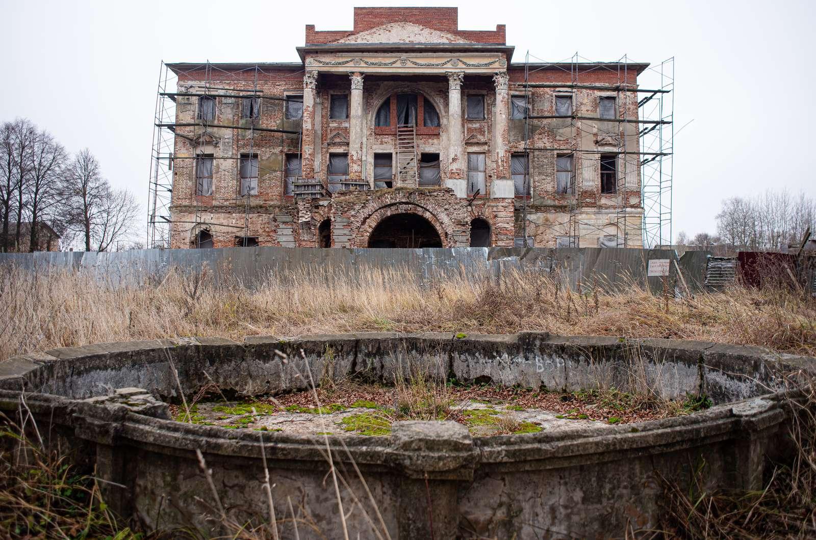 Руины с величественной историей. Где найти лучшие заброшенные усадьбы в Подмосковье | Изображение 3