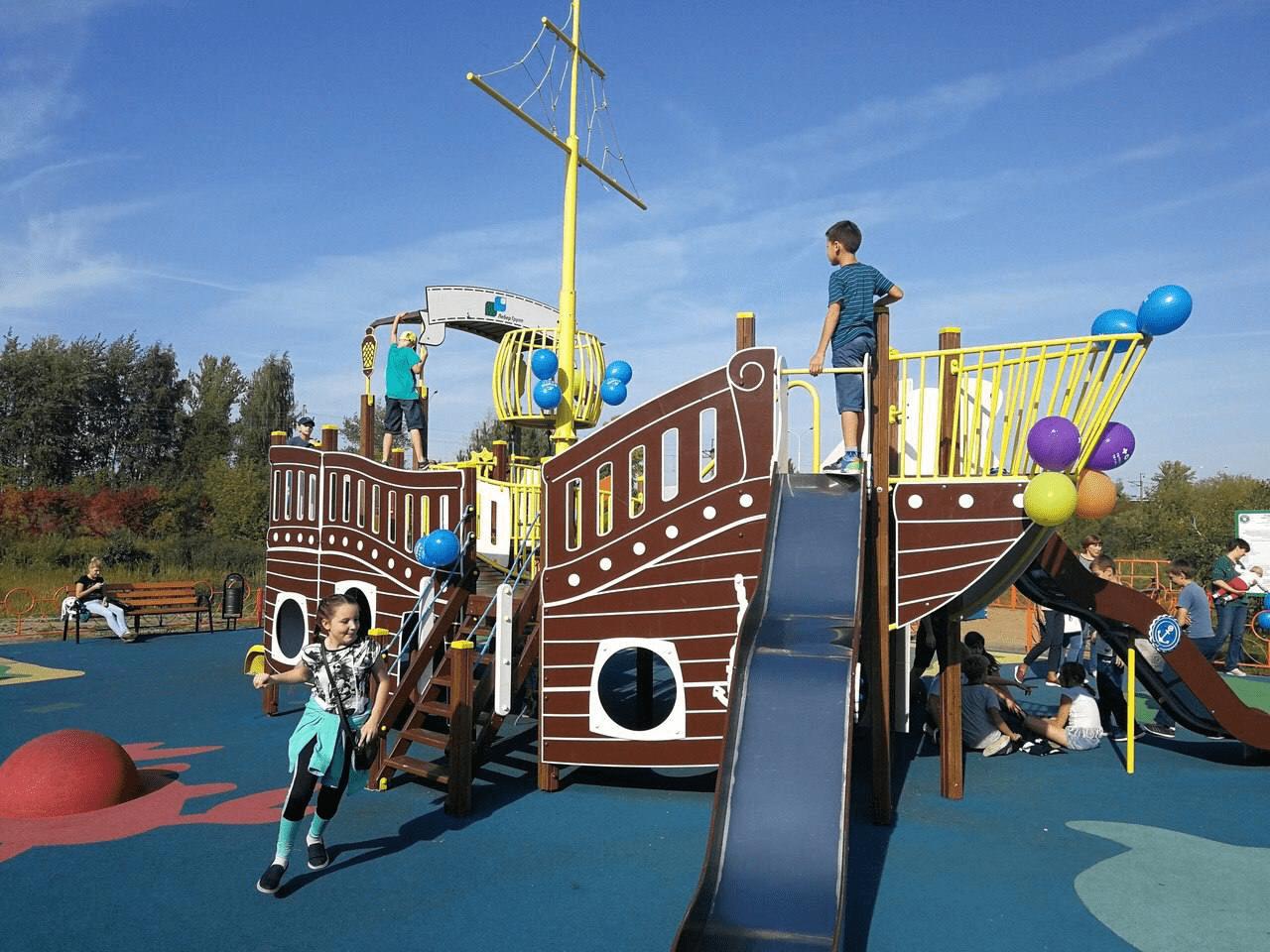 Свыше 700 дворов благоустроят к октябрю в Подмосковье | Изображение 1