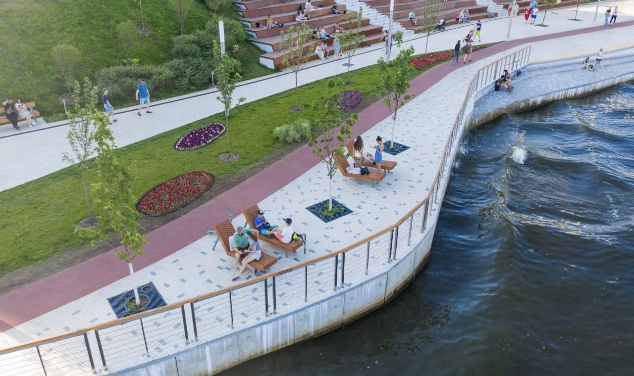 Архитектурные издания высоко оценили благоустройство общественных территорий Подмосковья | Изображение 1