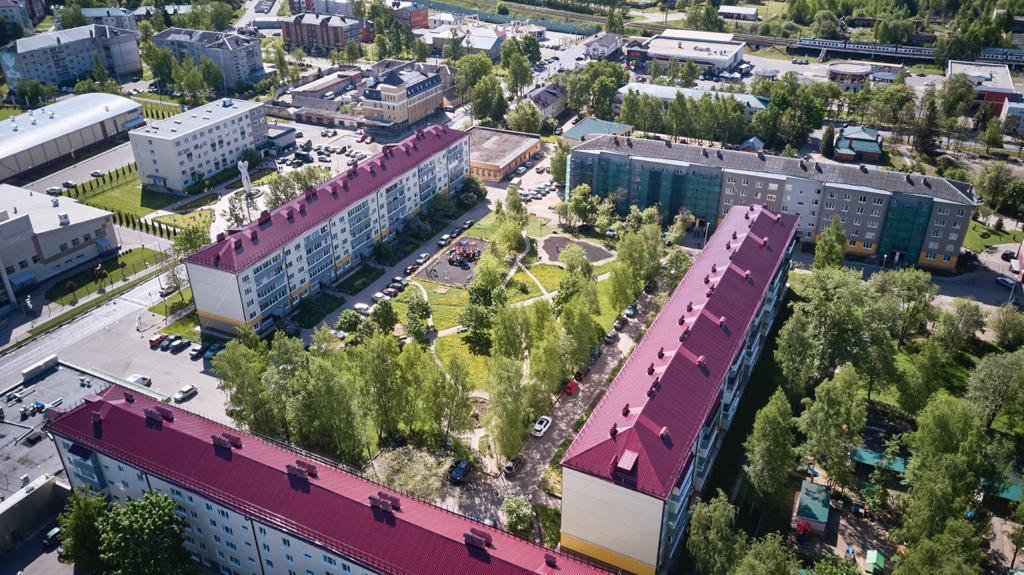 Более 4,5 тысячи фасадов жилых домов отремонтировали в Подмосковье за семь лет | Изображение 1