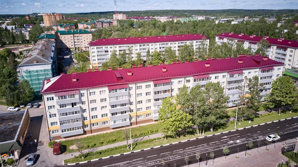 Более 4,5 тысячи фасадов жилых домов отремонтировали в Подмосковье за семь лет | Изображение 2