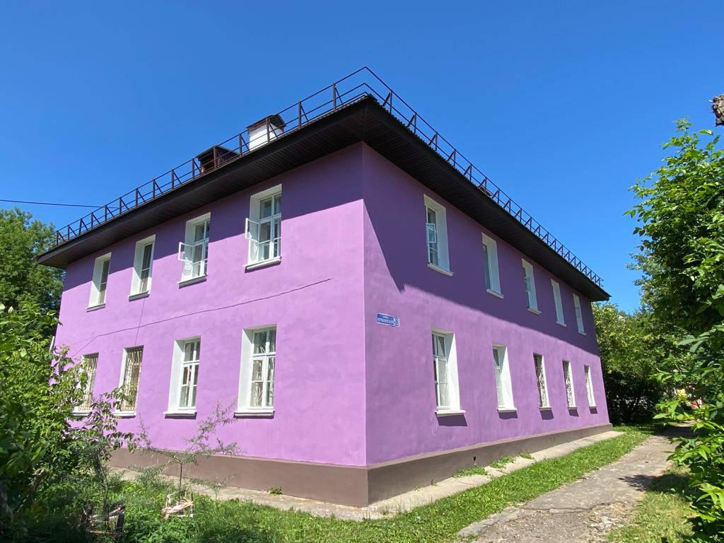 Более 4,5 тысячи фасадов жилых домов отремонтировали в Подмосковье за семь лет | Изображение 3