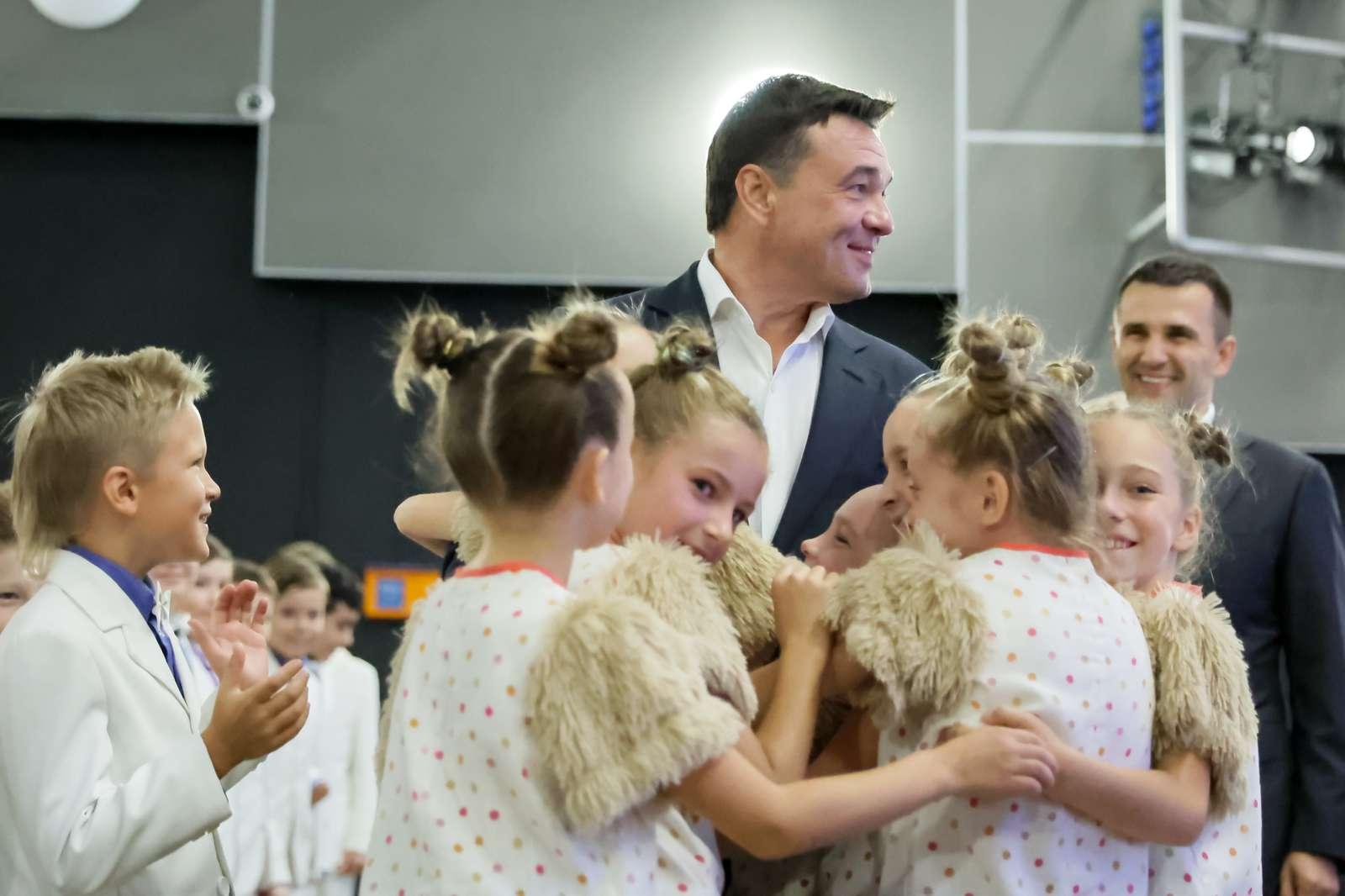 Более 700 детей занимаются в обновленном центре искусств в Реутове. Реконструкция сделала творчество доступнее   Изображение 1