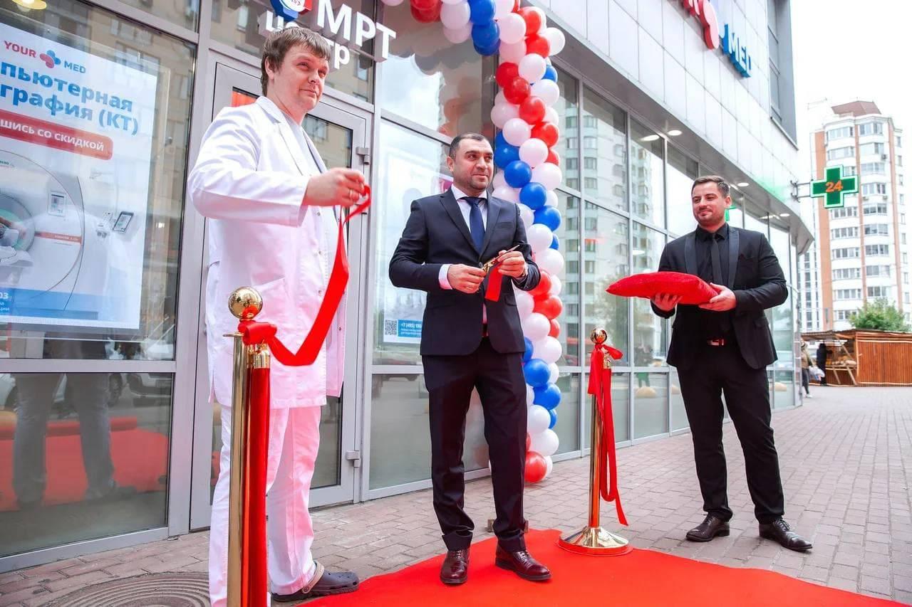 Центр КТ- и МРТ-диагностики открыли в Химках. Пенсионеры, ветераны и семьи получат льготы   Изображение 1