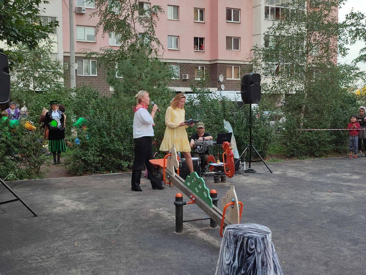 День добрососедства в Котельниках отметили концертом и угощениями | Изображение 1