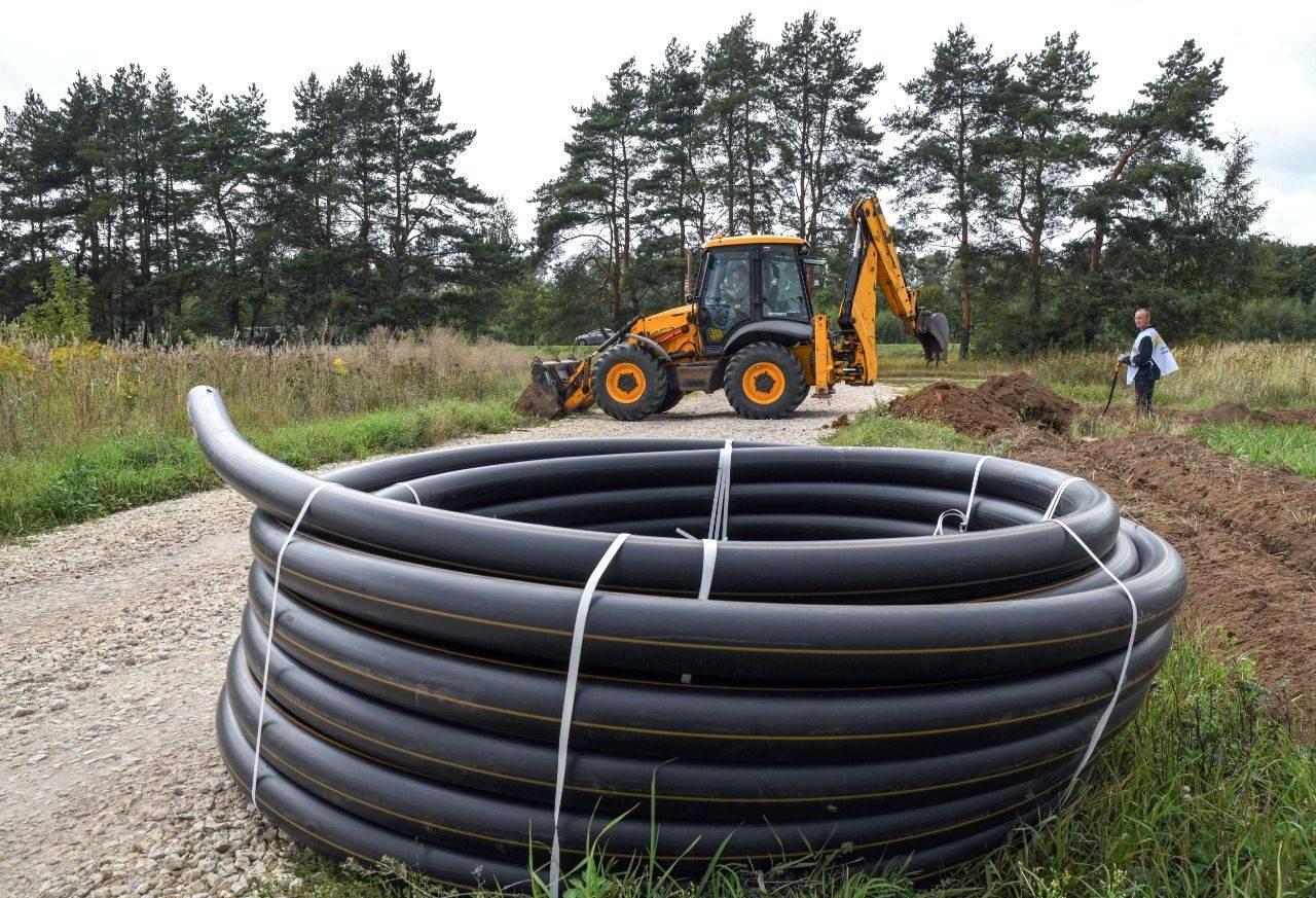 Газ по губернаторской программе провели в 20 поселков Подмосковья с начала года   Изображение 2