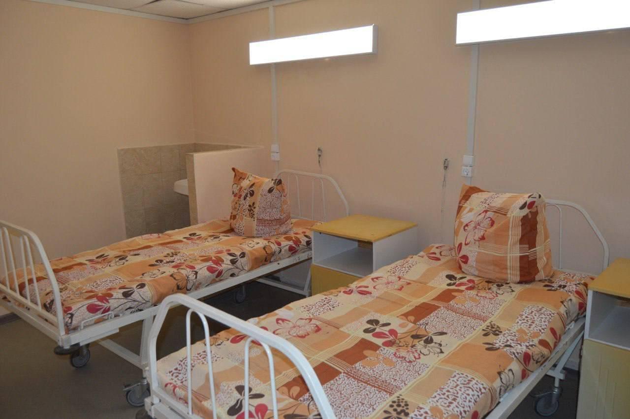 Кровлю, сантехнику и отделку обновили в пяти отделениях больницы Зарайска | Изображение 1