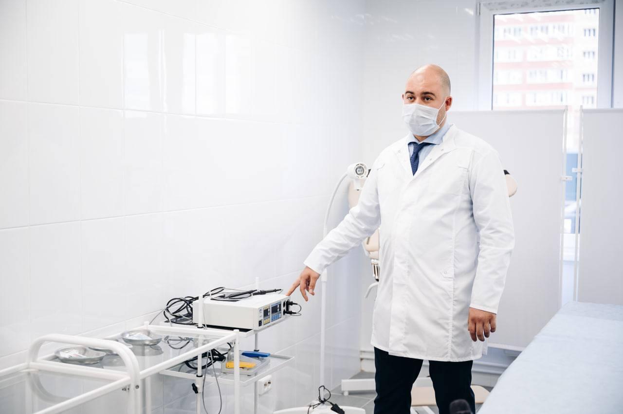 Новая амбулатория и офис врача общей практики открылись в Щелкове   Изображение 1