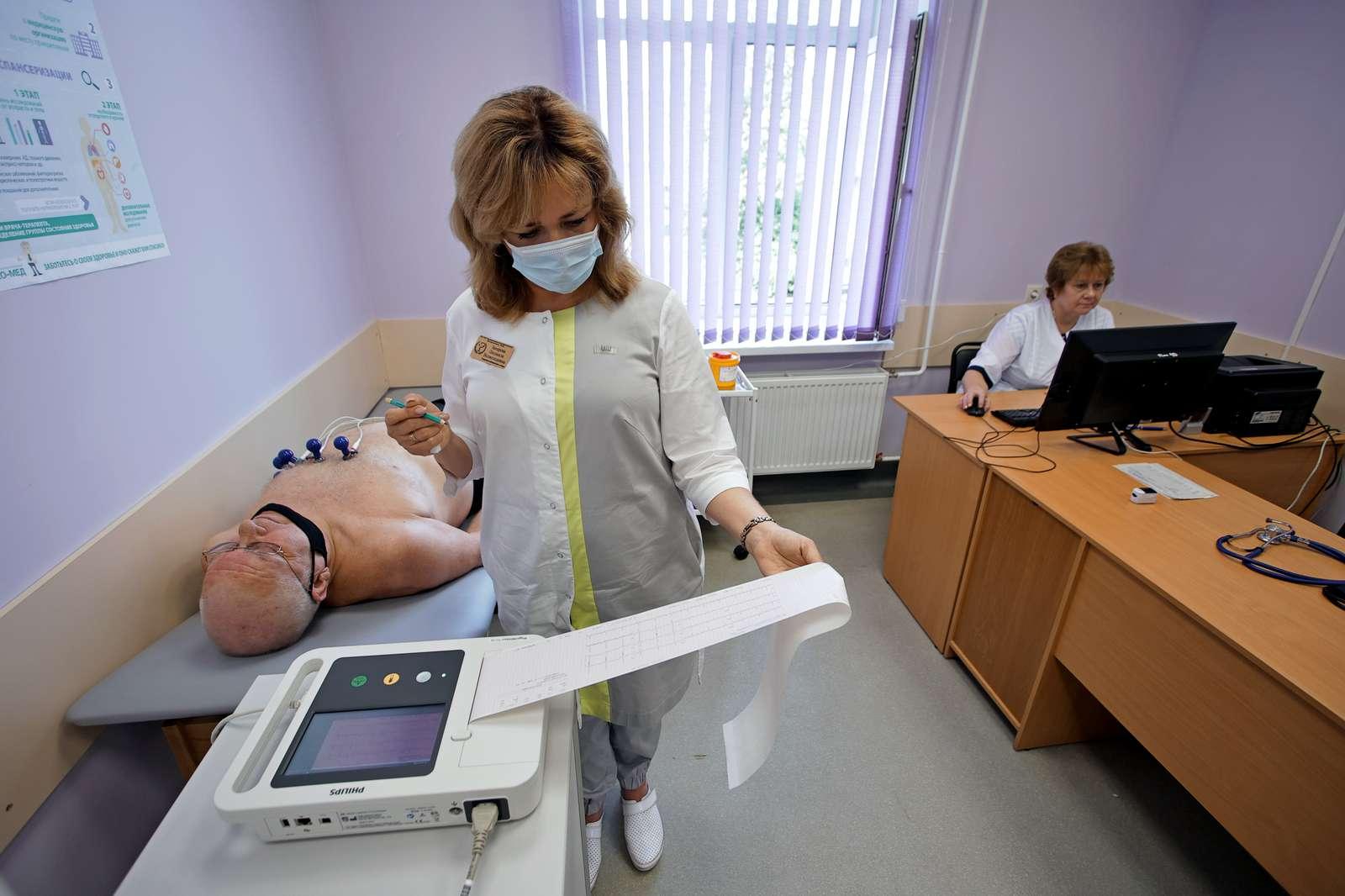 Новое оборудование в поликлинике №10 в Балашихе вдвое ускорило прием пациентов | Изображение 3