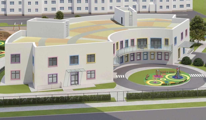 Новый детский сад построят за год в микрорайоне 25А в Мытищах | Изображение 1