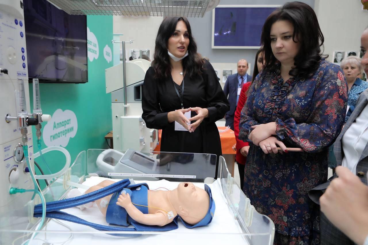 Около 150 ведущих специалистов приняли участие в съезде детских врачей в Подмосковье | Изображение 2