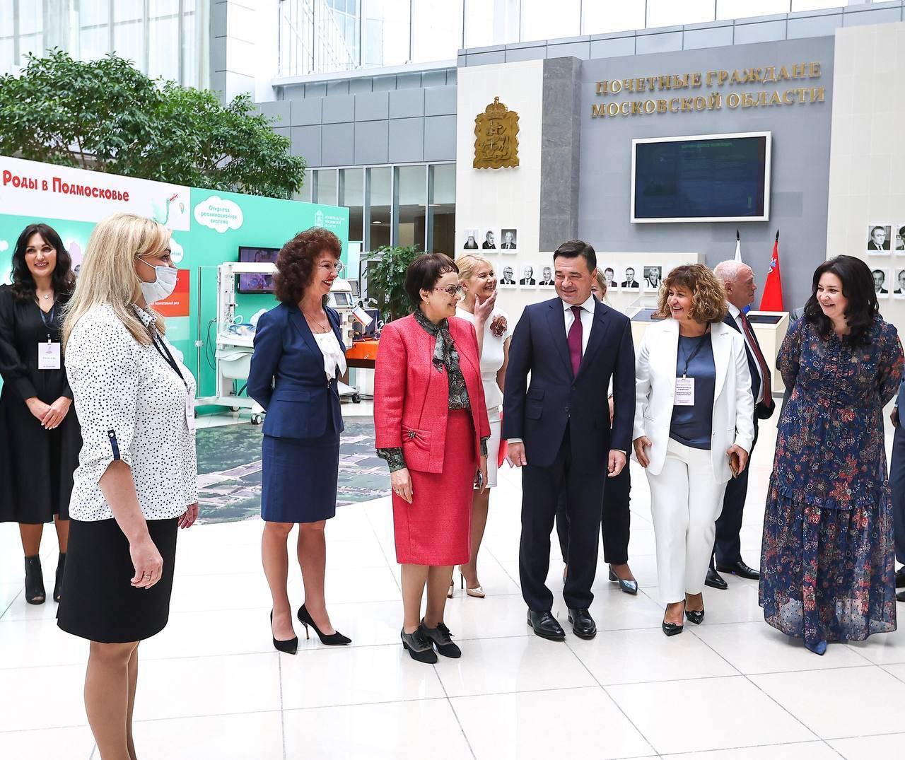 Около 150 ведущих специалистов приняли участие в съезде детских врачей в Подмосковье | Изображение 3