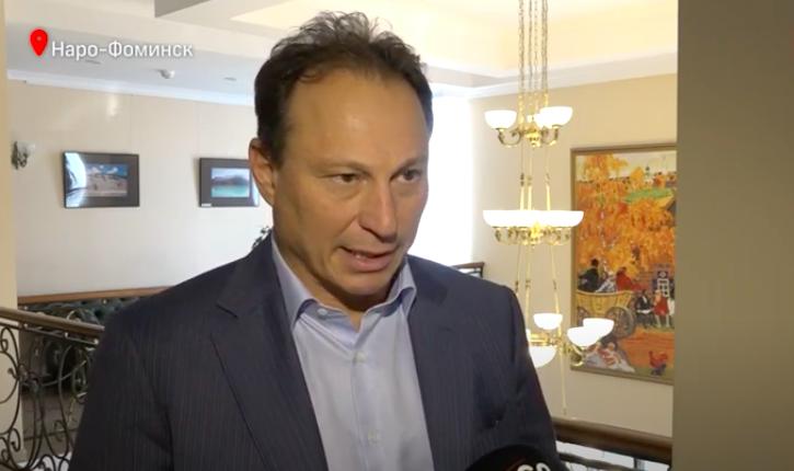 Предприниматели и представители бизнес-объединений провели встречу в Наро-Фоминске | Изображение 1