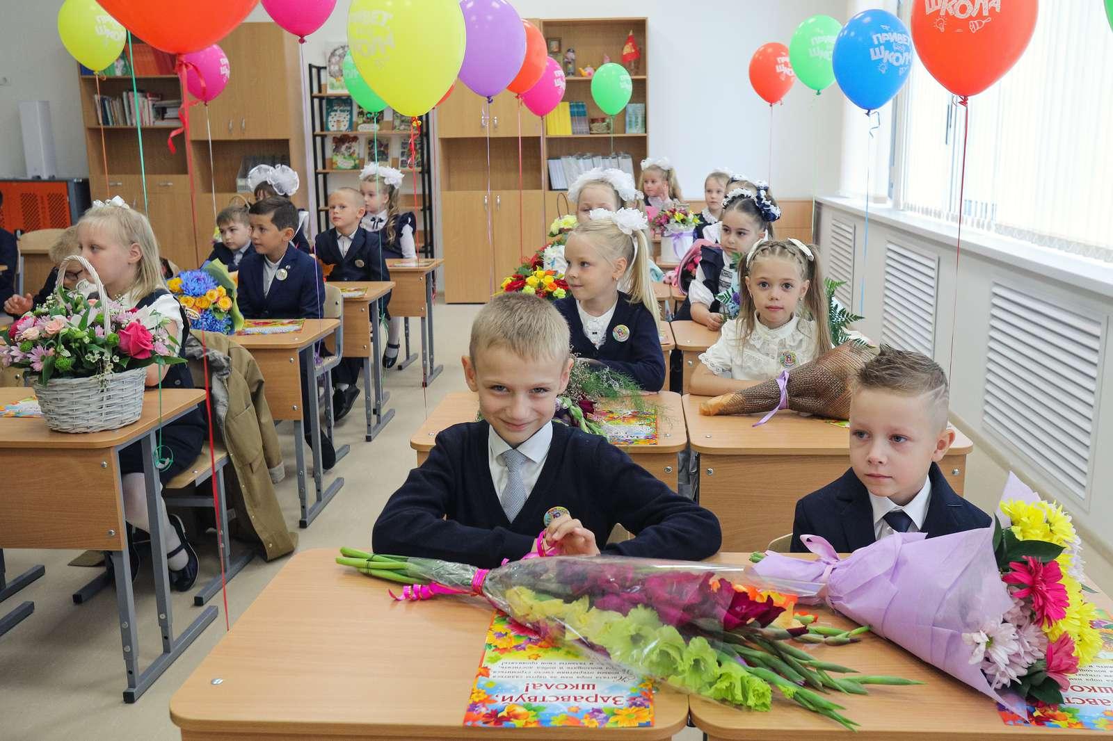 Школу на 1,1 тысячи мест открыли в Балашихе в День знаний | Изображение 3