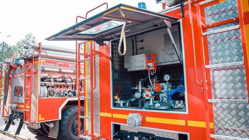 Спасателей из Чехова наградили за сокращение летних пожаров на 20%   Изображение 2