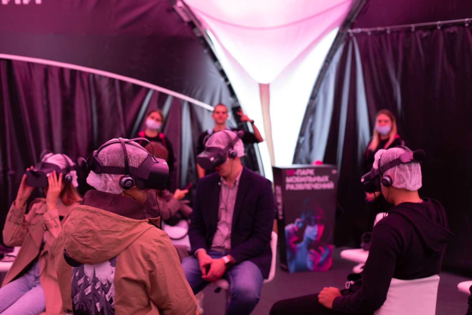 Tele2 открыла в Королеве VR-парк | Изображение 1