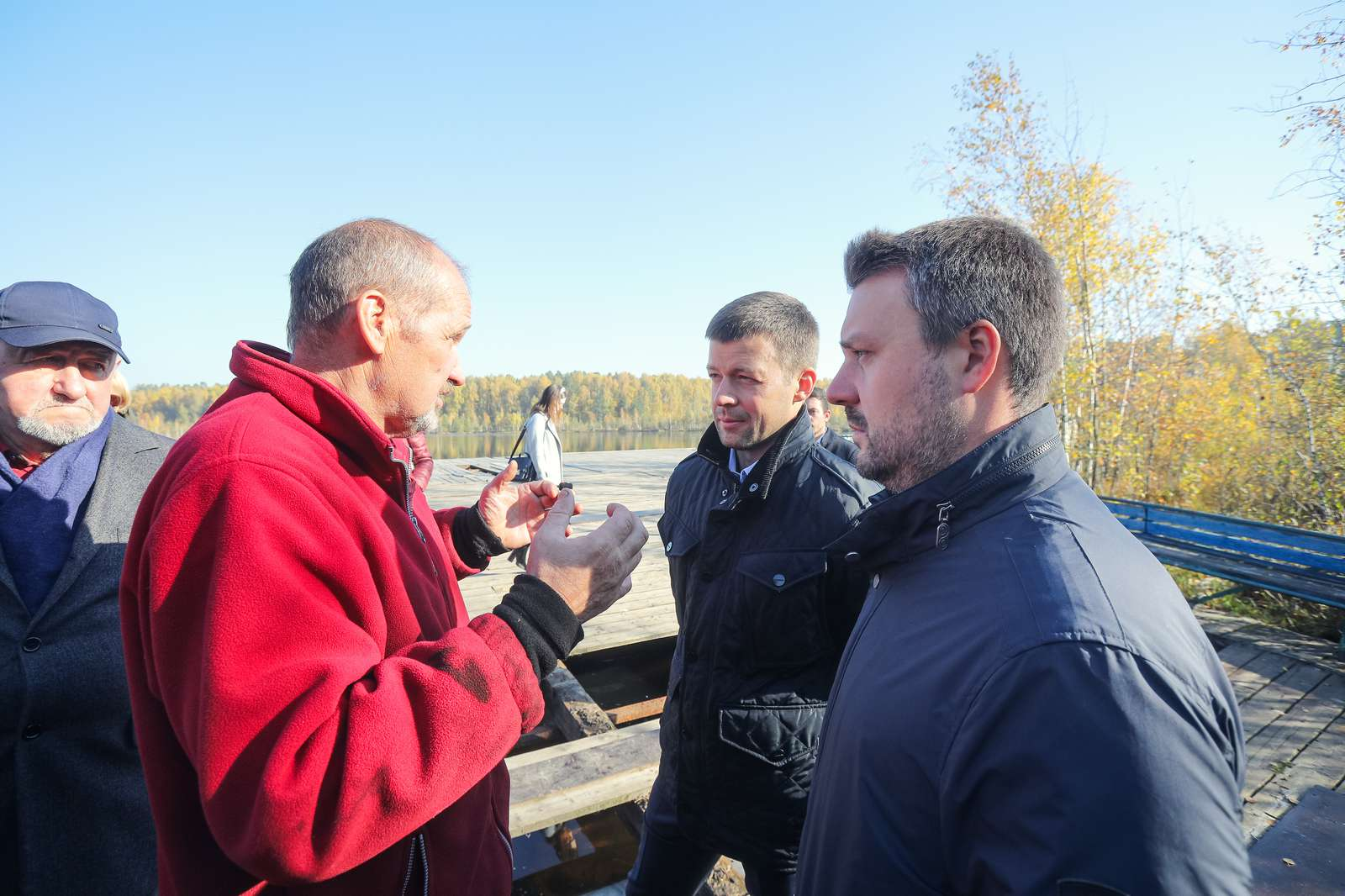 Благоустройство озера Бабошкино начнется осенью в Балашихе | Изображение 1