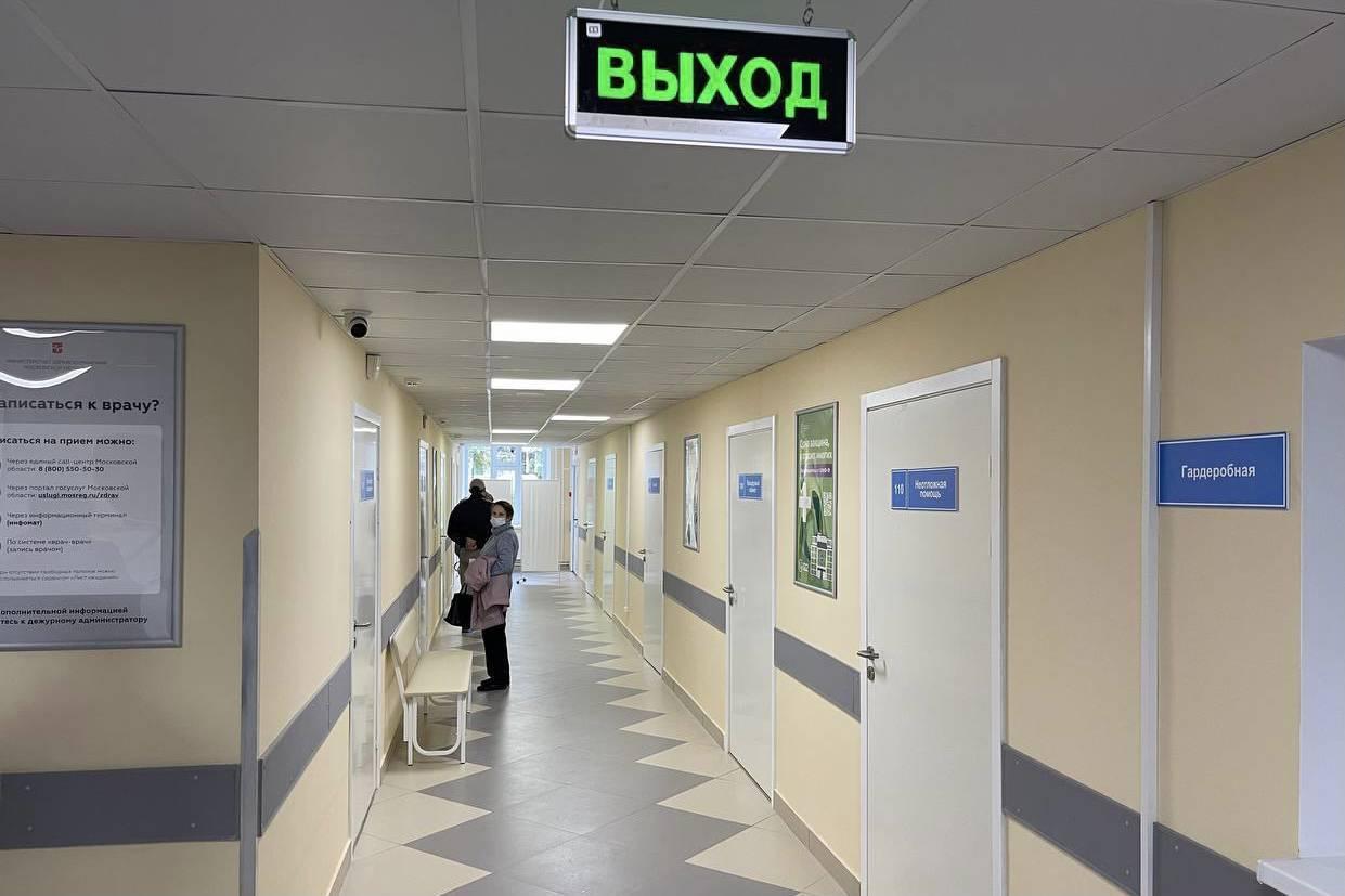 Бывший военный госпиталь капитально отремонтировали в Чехове | Изображение 2