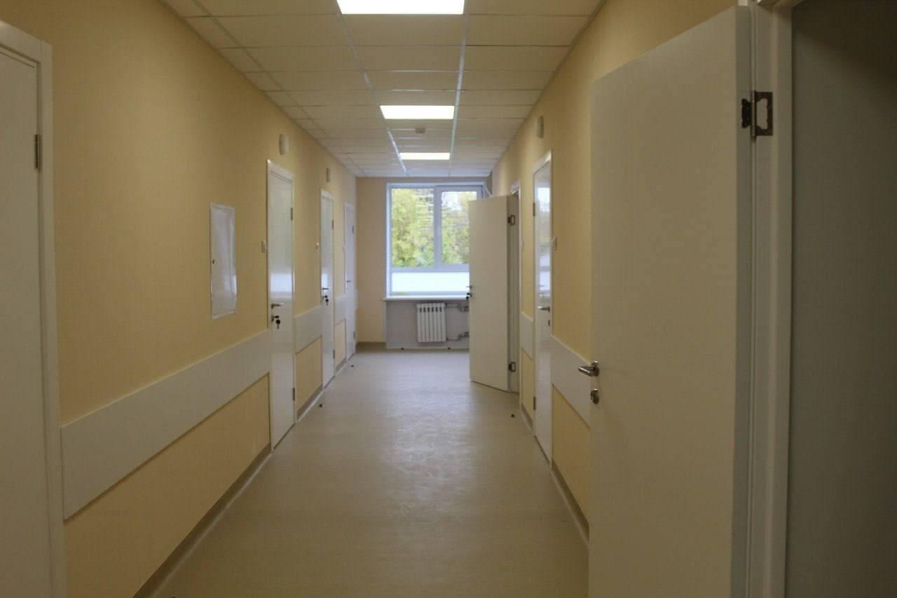 Детское инфекционное отделение отремонтировали в Мытищах | Изображение 2