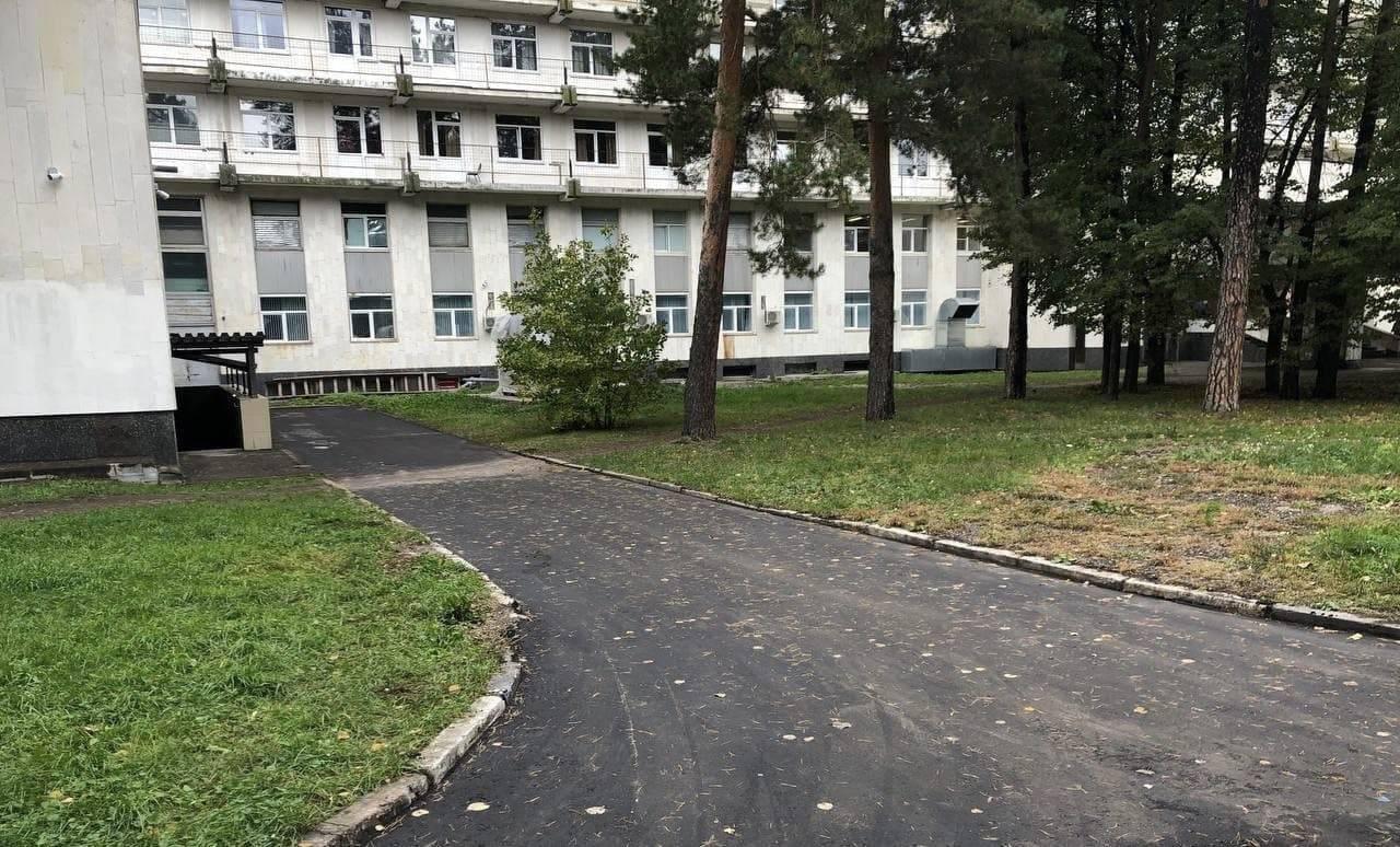 Дороги вблизи детского санатория и клинической больницы улучшили в Жуковском | Изображение 1