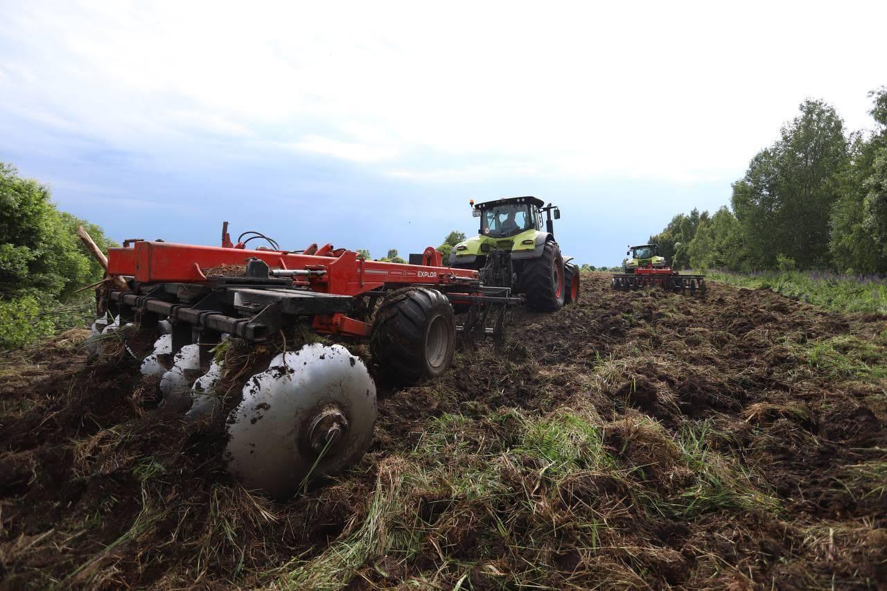 Еще 25 тысяч гектаров земель отдали под сельское хозяйство в Подмосковье | Изображение 2