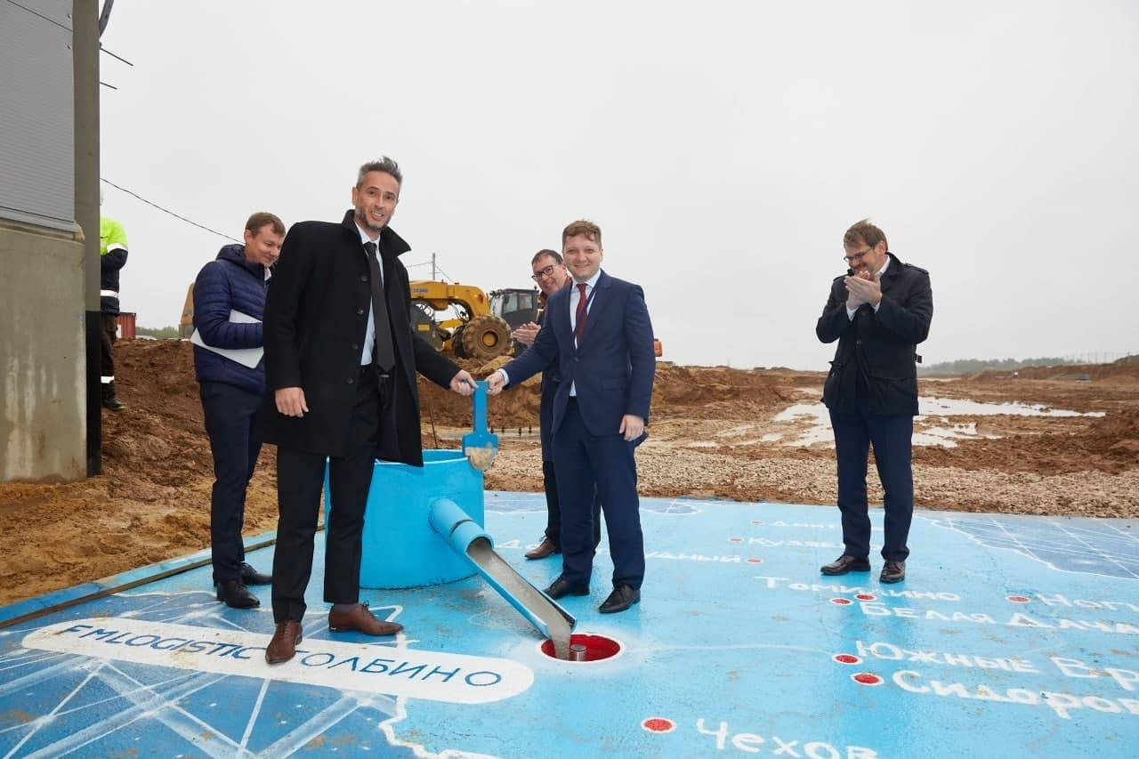 Еще тысяча рабочих мест появится в Подольске благодаря строительству логистического центра | Изображение 1
