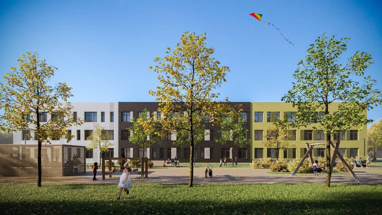 Новую школу для 1150 учеников построят в деревне Глухово | Изображение 2