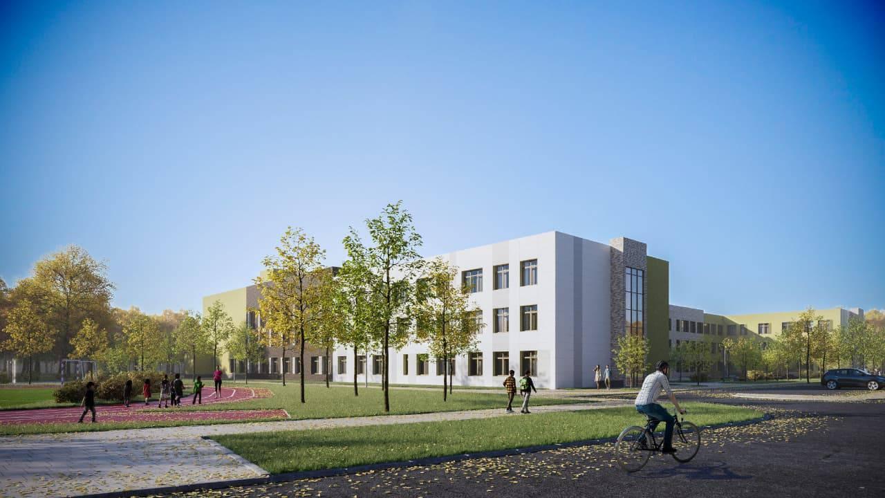 Новую школу для 1150 учеников построят в деревне Глухово | Изображение 3