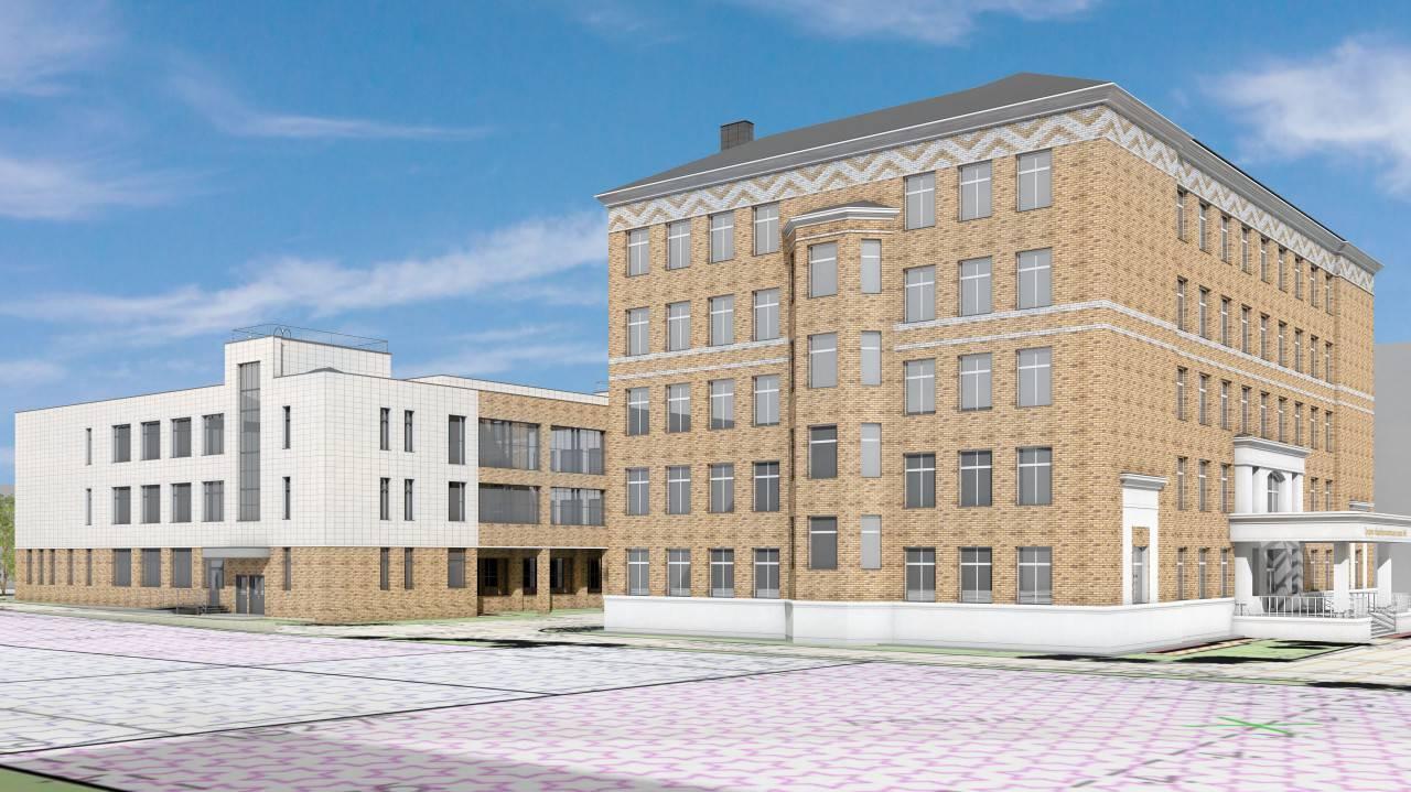 Новый корпус школы №6 построят в Мытищах к 2023 году   Изображение 1