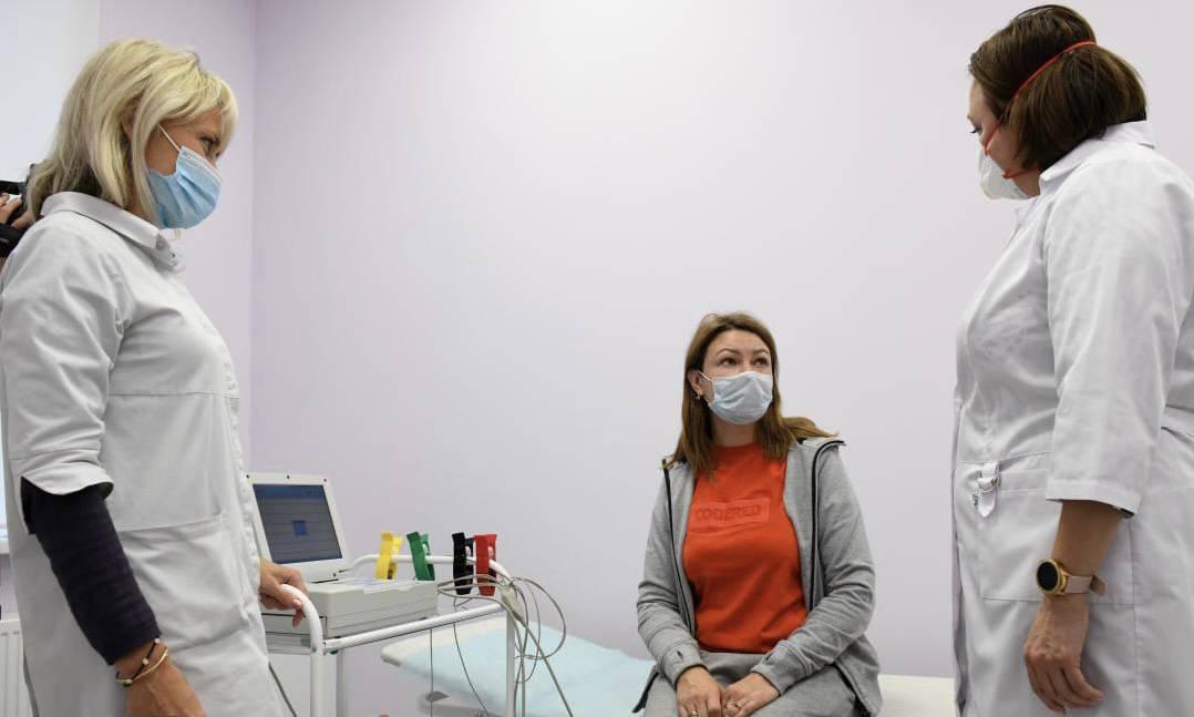 Почти 40 тысяч жителей прошли диспансеризацию после ковида в Подмосковье | Изображение 1