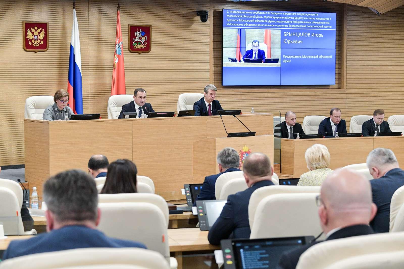 «Поведем работу открыто». В Мособлдуме рассказали, как депутаты будут исполнять наказы жителей | Изображение 1